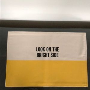 Kate Spade Look on the Bright Side 4 Placemat Set